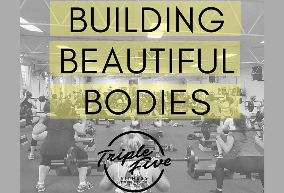 Facilities @ Triple Five Fitness