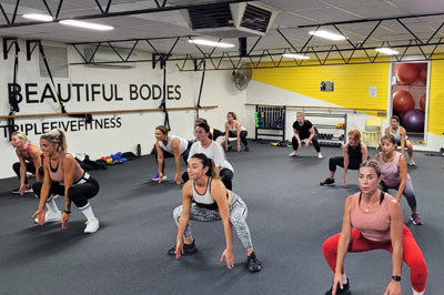 Facilities @ Triple Five Fitness